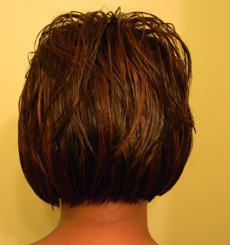 Sew-In backview